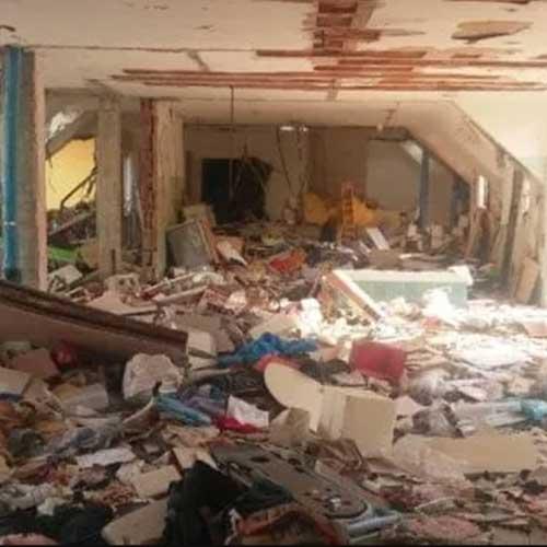 Abbiamo seguito, per conto dei condomini danneggiati, il triste caso dell'esplosione di gas in via Brioschi a Milano
